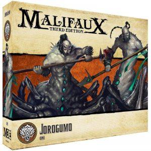 Wyrd Malifaux  Ten Thunders Jorogumo - WYR23718 - 812152031425