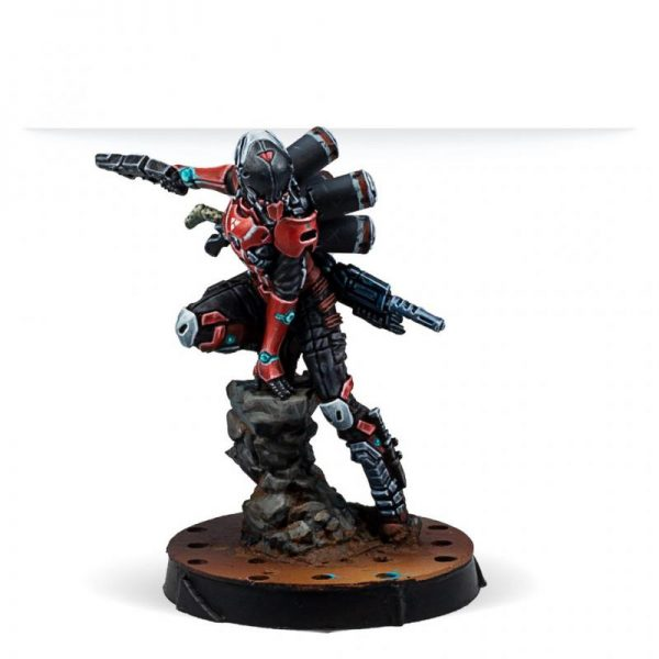 Corvus Belli Infinity  Infinity Essentials Operation Crimson Stone Battle Pack - English - 280036-0889 - 2800360008894