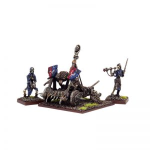 Mantic Kings of War  Undead Undead Balefire Catapult - MGKWU16-1 - 5060208860757