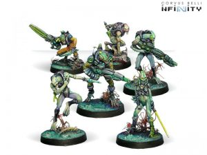 Corvus Belli Infinity  Combined Army Shasvastii Expeditionary Force Combined Army Sectorial Starter - 280633-0237 - 2806330002374
