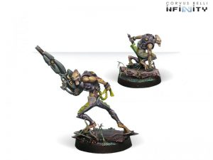 Corvus Belli Infinity  Combined Army Combined Army Seed Soldiers - 280621-0160 - 2806210001602