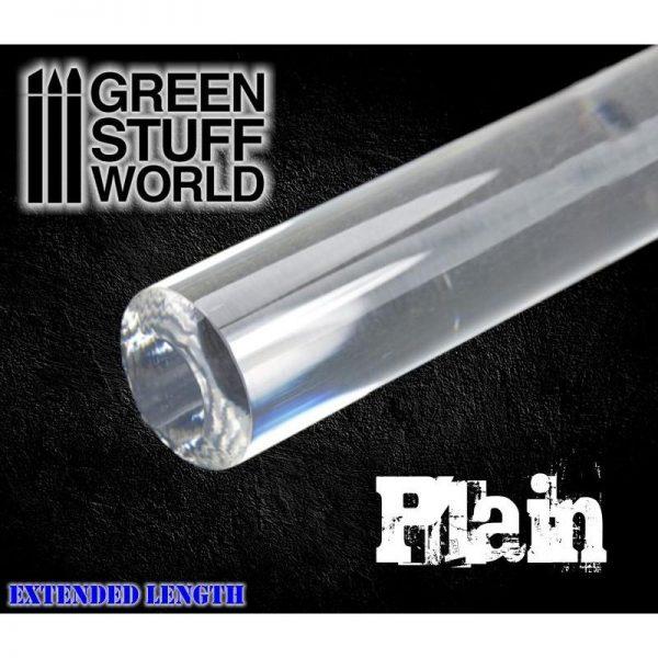 Green Stuff World   Rolling Pins Rolling Pin PLAIN 25mm - 8436554361595ES - 8436554361595