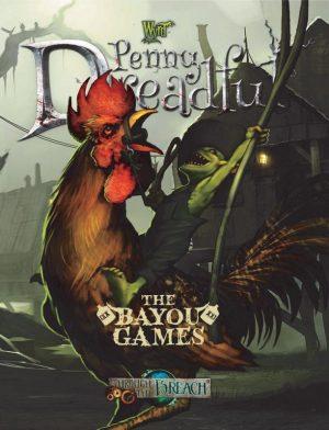Wyrd Through the Breach  Through the Breach The Bayou Games - WYR30205 - 9780990589693