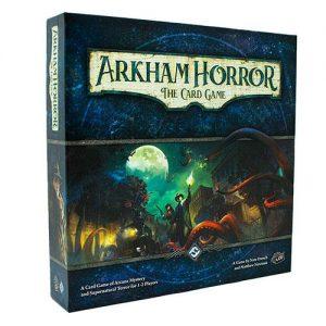 Fantasy Flight Games Arkham Horror - The Card Game  Arkham Horror - The Card Game Arkham Horror - The Card Game - FFGAHC01 - 841333101633