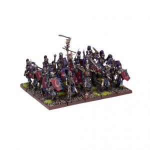 Mantic Kings of War  Undead Undead Revenant Regiment - MGKWU22-1 - 5060208860788
