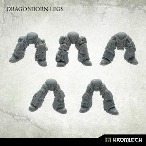 Kromlech   Legionary Conversion Parts Dragonborn Legs (5) - KRCB220 - 5902216117228