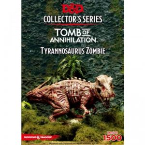 Gale Force Nine Dungeons & Dragons  D&D Miniatures D&D: Tomb of Annihilation Tyrannosaurus Zombie - GFN71063 - 9420020238978