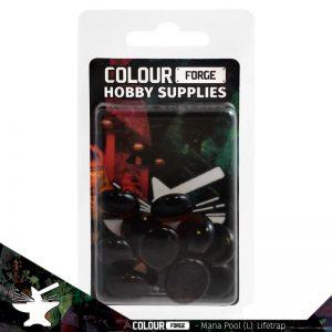 The Colour Forge   Glass Gems Mana Pool: Lifetrap (large) - TCF-MP-0232 - 5060843100232