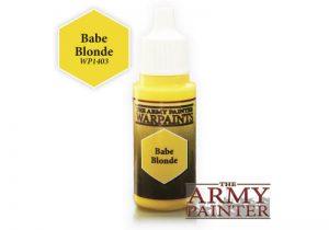 The Army Painter   Warpaint Warpaint - Babe Blonde - APWP1403 - 5713799140301