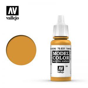 Vallejo   Model Colour Model Color: Tan Glaze - VAL831 - 8429551708319