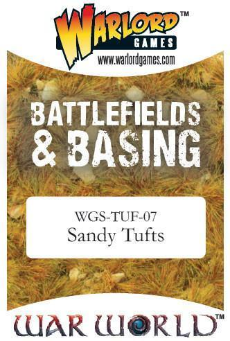 Warlord Games   Tufts Sandy Tufts - WGS-TUF-07 - 5060393702863