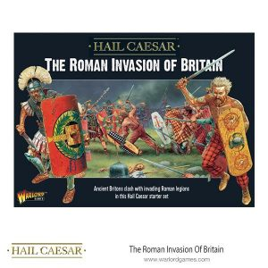 Warlord Games Hail Caesar  SALE! Hail Caesar: The Roman Invasion of Britain - 101510001 - 5060393708414