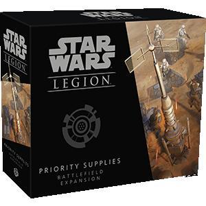 Fantasy Flight Games Star Wars: Legion  Star Wars Legion Extras Star Wars Legion: Priority Supplies - FFGSWL16 - 841333105167