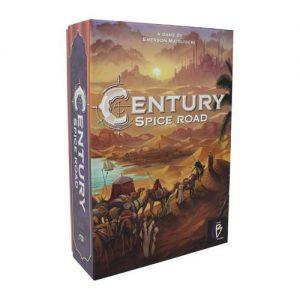 Plan B Games Century  Century Century: Spice Road - PBG40000EN - 826956400004