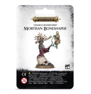 Games Workshop Age of Sigmar  Ossiarch Bonereapers Ossiarch Bonereapers Mortisan Boneshaper - 99070207010 - 5011921126279