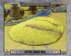 Gale Force Nine   Battlefield in a Box Battlefield in a Box: Extra Large Hill - BB242 - 9420020247819