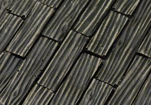 Baker Bases   Plank / Decking Plank: 30mm Round Bases (Lipped) (12) - CB-PL-03-30M - CB-PL-03-30M