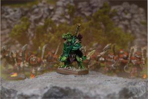 Mantic Kings of War  Salamanders (KoW) Artakl, Ghekkotah Clutch Warden - MGKWS201 - 5060469661544