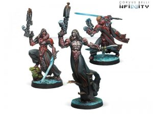 Corvus Belli Infinity  Combined Army Combined Army The Umbra - 281601-0818 - 2816010008183