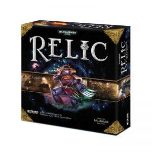 Wizkids   Warhammer 40000: Relic Warhammer 40,000: Relic (Standard Edition) - WZK73666 - 634482736661