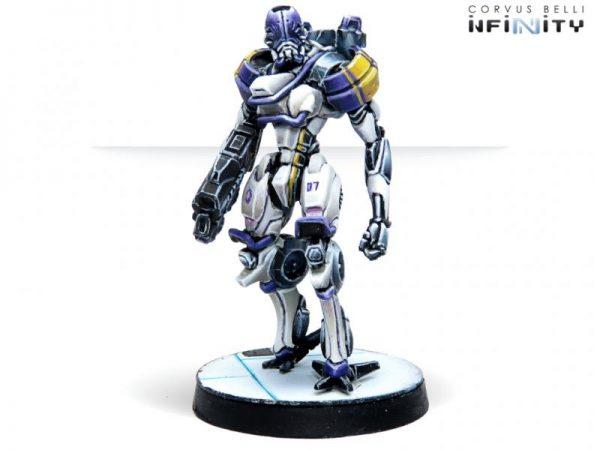 Corvus Belli Infinity  The Aleph Aleph Arjuna Unit - 280865-0782 - 2808650007824