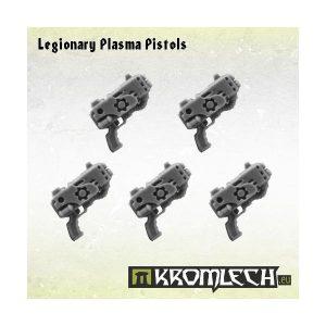 Kromlech   Legionary Conversion Parts Legionary Plasma Pistols (5) - KRCB127 - 5902216112827