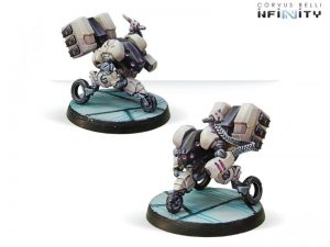Corvus Belli Infinity  The Aleph Aleph Probots (EVO Repeater, Combi Rifle) - 280816-0299 - 2808160002999