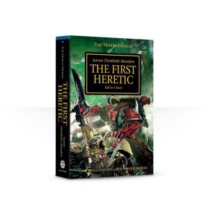 Games Workshop   The Horus Heresy Books The First Heretic: Book 14 (Paperback) - 60100181133 - 9781844168842