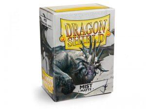 Dragon Shield   Dragon Shield Dragon Shield Sleeves Matte Mist (100) - DS100MMST -