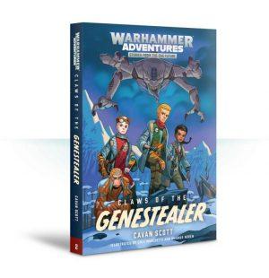Games Workshop   Warhammer 40000 Books Warped Galaxies - Claws of the Genestealer (softback) - 60100181700 - 9781784967819