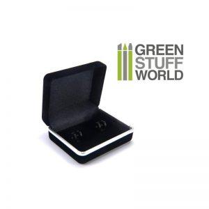 Green Stuff World   Costume & Cosplay Black Pocket Cufflink Gift Boxes Case - 8436554362158ES - 8436554362158