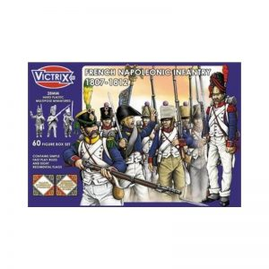 Victrix   Victrix French Napoleonic Infantry - VX0005 - 5060191720045