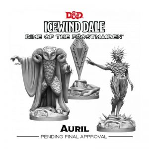 Gale Force Nine Dungeons & Dragons  D&D Miniatures D&D: Icewind Dale Rime of the Frostmaiden - Auril - GFN71120 - 9420020250932
