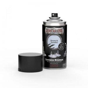 The Army Painter   Spray Paint GM: Terrain Primer - Snow & Tundra - AP-GM3004 - 5713799300491