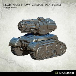 Kromlech   Legionary Model Kits Legionary Heavy Weapon Platform: Storm Cannon (1) - KRM115 - 5902216114449