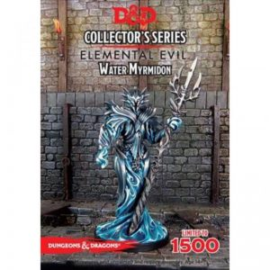 Gale Force Nine Dungeons & Dragons  D&D Miniatures D&D: Water Myrmidon - GFN71042 - 9420020227002