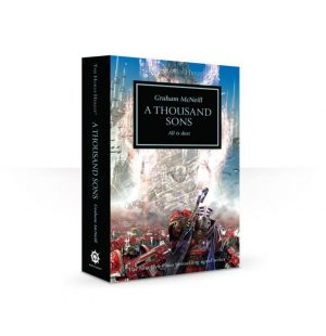 Games Workshop   The Horus Heresy Books A Thousand Sons: Book 12 (Paperback) - 60100181286 - 9781849708111