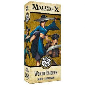 Wyrd Malifaux  Outcasts Wokou Raiders - WYR23516 - 812152031654