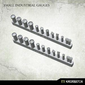 Kromlech   Misc / Weapons Conversion Parts Small Industrial Gauges (22) - KRBK030 - 5902216117792