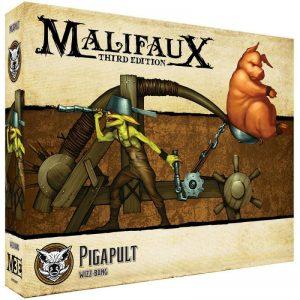 Wyrd Malifaux  Bayou Pigapult - WYR23607 - 812152031340