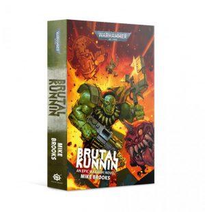 Games Workshop   Warhammer 40000 Books Brutal Kunnin (softback) - 60100181776 - 9781789998269