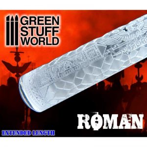 Green Stuff World   Rolling Pins Rolling Pin ROMAN - 8436574503524ES - 8436574503524