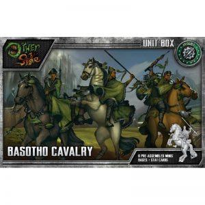Wyrd The Other Side  Abyssinia Basotho Cavalry - WYR40152 - 812152030183