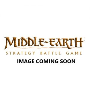 Games Workshop (Direct) Middle-earth Strategy Battle Game  Evil - Lord of the Rings Lord of The Rings: The Golden King of Abrakhân - 99061464167 - 5011921016921