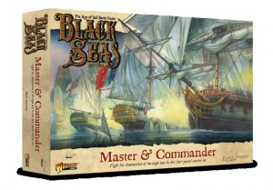 Warlord Games Black Seas  Black Seas Black Seas: Master & Commander Starter Set - 791510001 - 5060572505193