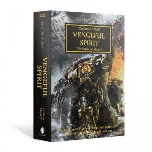 Games Workshop (Direct)   The Horus Heresy Books Vengeful Spirit: Book 29 (Hardback) - 60040181085 - 9781849705950