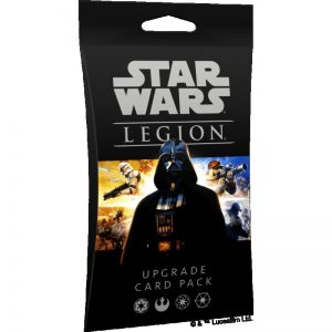 Fantasy Flight Games Star Wars: Legion  Star Wars Legion Extras Star Wars Legion: Upgrade Card Pack - FFGSWL51 - 841333109271