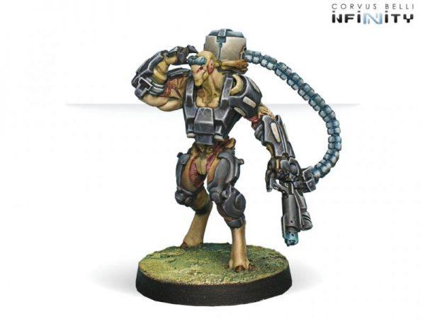 Corvus Belli Infinity  Tohaa Tohaa Chaksa Auxiliars - 280908-0414 - 2809080004148