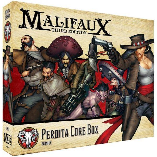 Wyrd Malifaux  Guild Perdita Core Box - WYR23107 - 812152030725