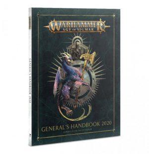 Games Workshop Age of Sigmar  Age of Sigmar Essentials Age of Sigmar: General's Handbook (2020) - 60040299095 - 9781788267403